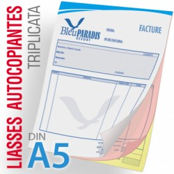 Liasses Autocopiantes Triplicata A5
