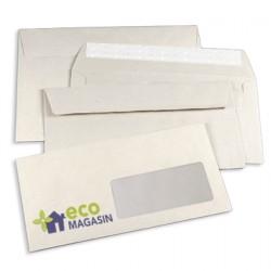 Enveloppe Recyclé 11x22 cm (DL)